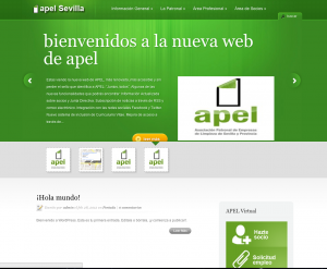Captura de la web